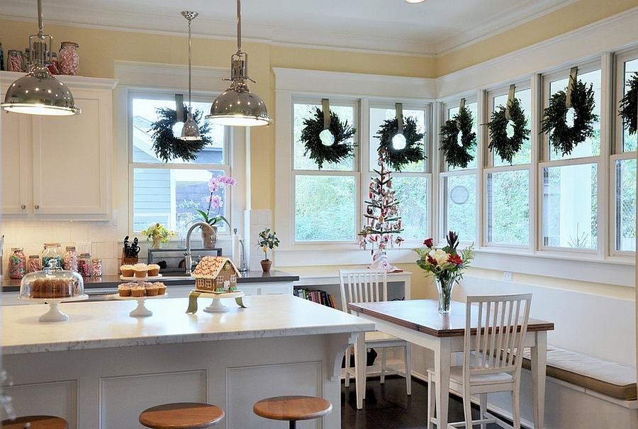 χριστουγεννιάτικη διακόσμηση κουζίνας8