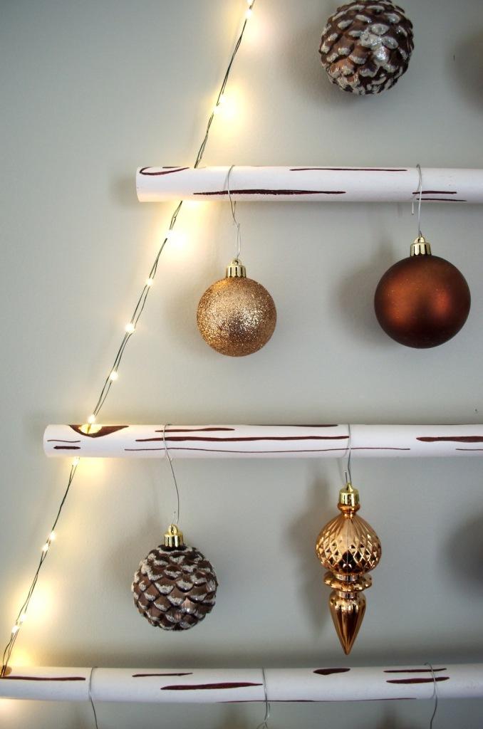 Diy Κρεμαστό Χριστουγεννιάτικο Δέντρο7