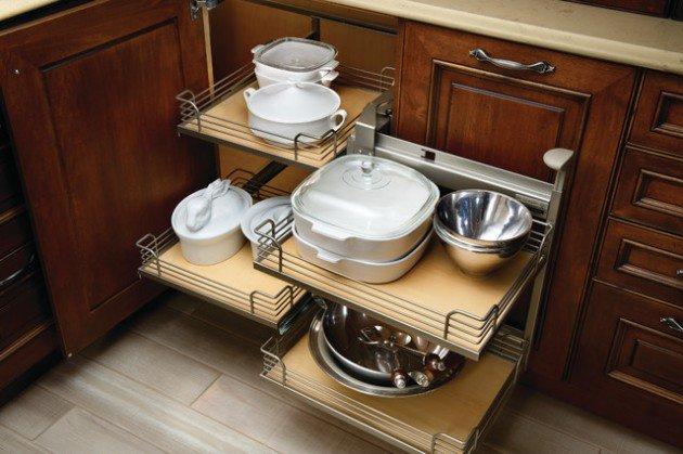 Λύσεις Εξοικονόμησης χώρου και αποθήκευσης κουζίνας13