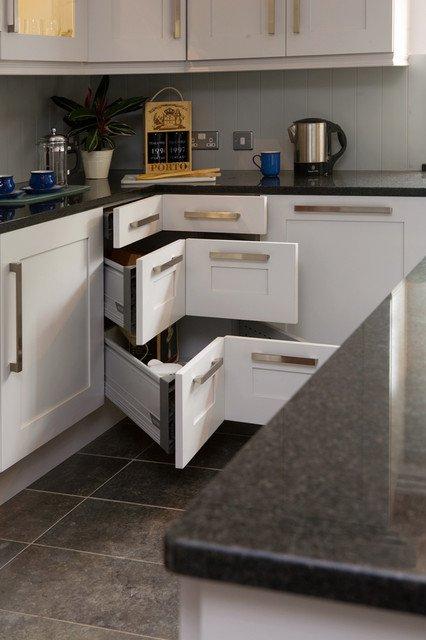 Λύσεις Εξοικονόμησης χώρου και αποθήκευσης κουζίνας24