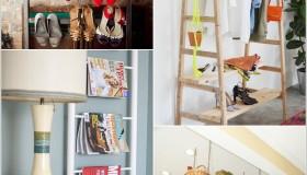 Ιδέες για να οργανώσετε με Σκάλες