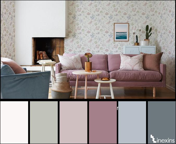 παλέτες χρωμάτων για δημιουργία χώρου χαλάρωσης5