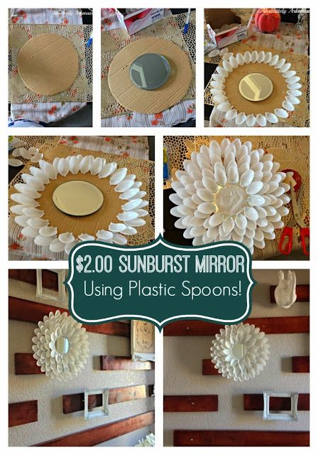 DIY έργα από πλαστικά κουτάλια7