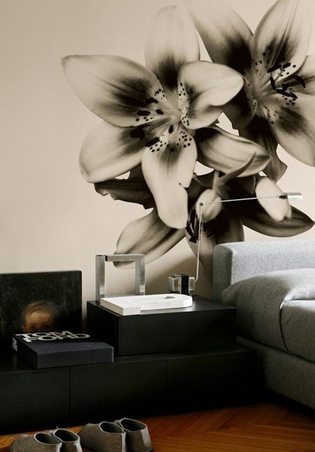Ιδέες Διακόσμησης για την άνοιξη με λουλούδια στους τοίχους3