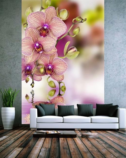 Ιδέες Διακόσμησης για την άνοιξη με λουλούδια στους τοίχους6