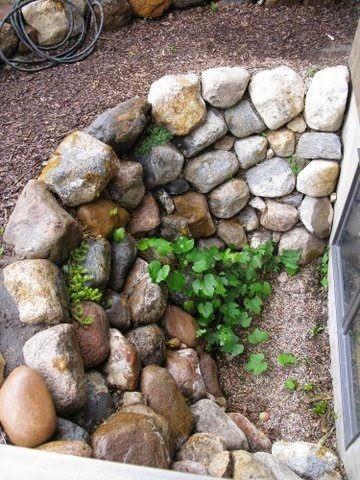 Ιδέες Διακόσμησης κήπου με βράχια και πέτρες17