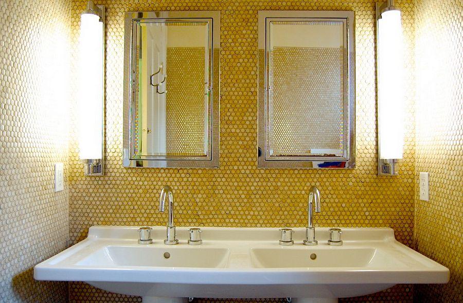 Μπάνια με τη ζεστή δελεαστική ομορφιά του Κίτρινου10