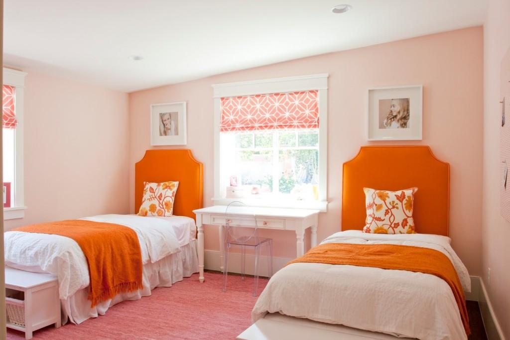 Χρωμάτα που κάνουν το Πορτοκαλί να δείχνει τέλειο με ανοιχτό ροζ