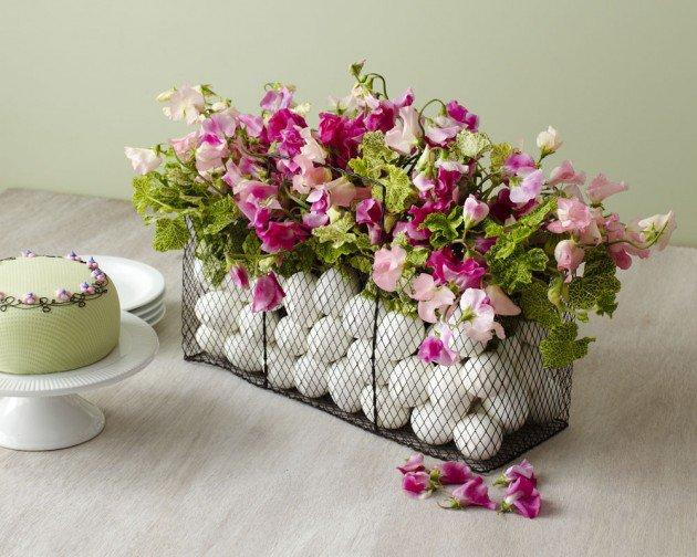 ιδέες Διακόσμησης για το Πασχαλινό τραπέζι 7