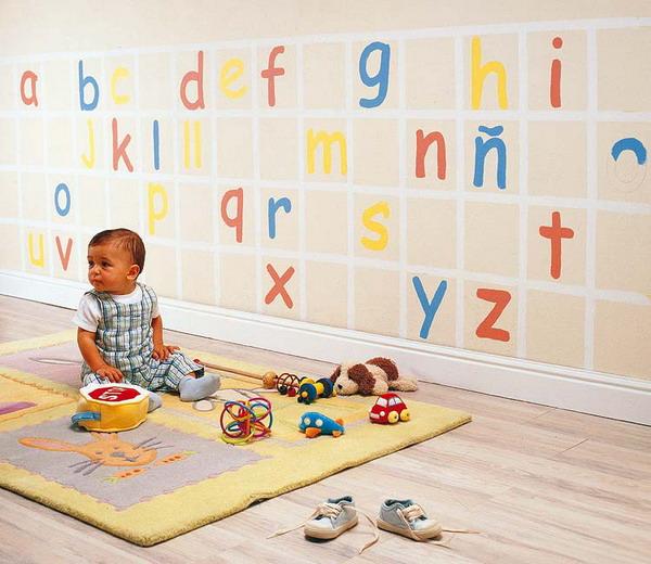 DIY διακοσμήσεις για παιδικά δωμάτια15