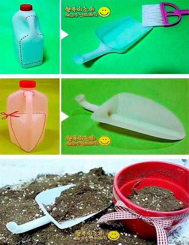 Diy ιδέες για την επαναχρησιμοποίηση πλαστικών μπουκαλιών7
