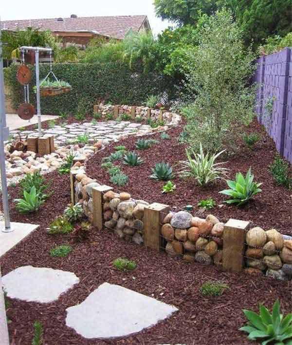 Ιδέες για παρτεράκια στον Κήπο1