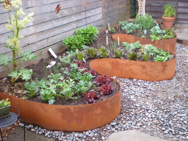 Ιδέες για παρτεράκια στον Κήπο14
