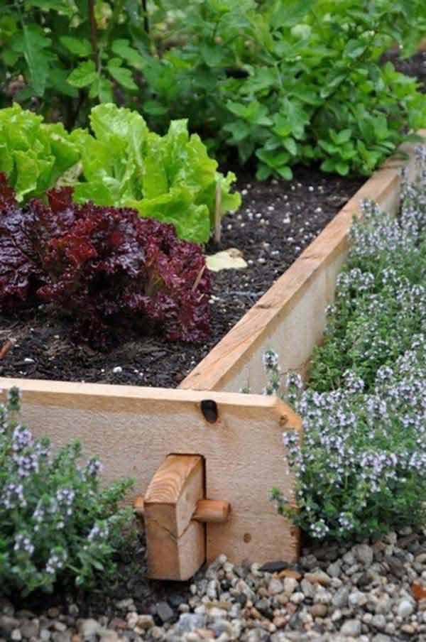 Ιδέες για παρτεράκια στον Κήπο22