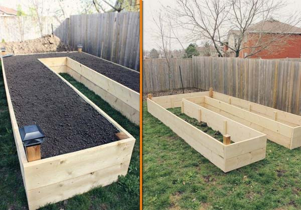Ιδέες για παρτεράκια στον Κήπο9