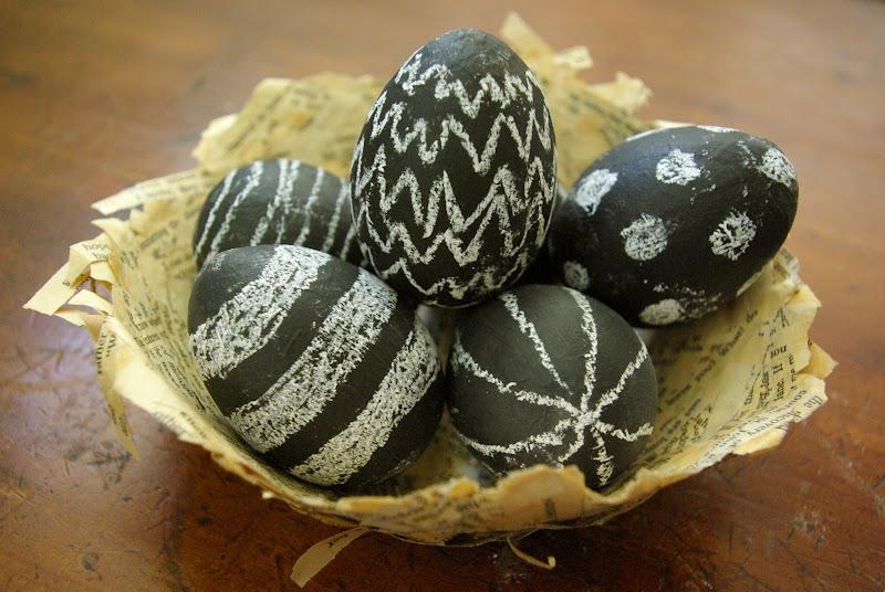 Πρωτότυπες ιδέες για διακόσμηση Πασχαλινών αυγών19