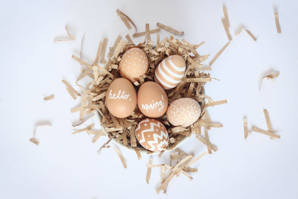 Πρωτότυπες ιδέες για διακόσμηση Πασχαλινών αυγών3