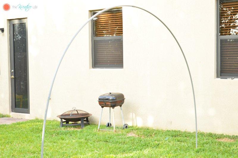Απίθανο DIY σκίαστρο για την αυλή και τον κήπο σας4