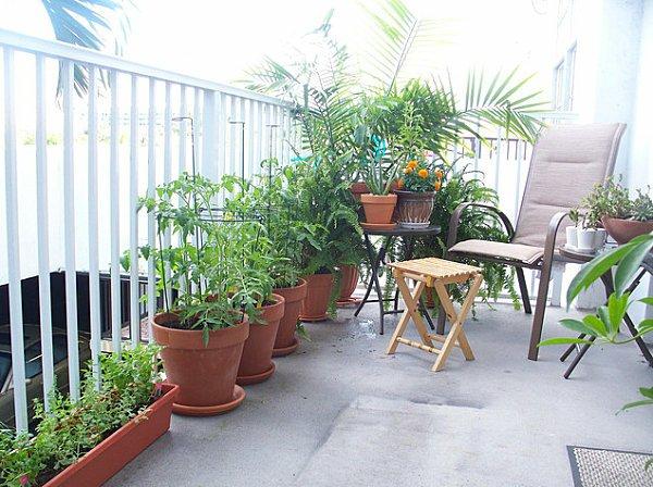 σχεδιαστικές ιδέες μπαλκονιού με φυτά13