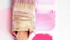 Καλοκαιρινά χρώματα αποχρώσεις του ροζ
