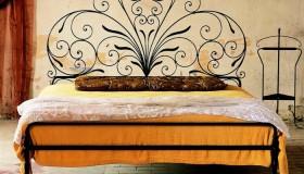 Κρεβάτια από σφυρήλατο σίδερο1