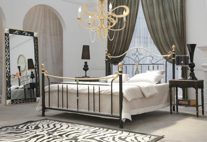 Κρεβάτια από σφυρήλατο σίδερο10