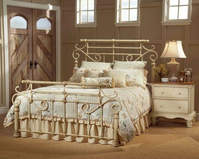 Κρεβάτια από σφυρήλατο σίδερο13