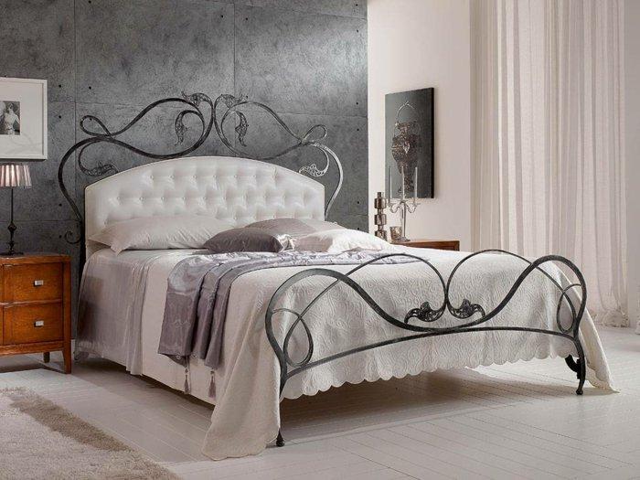 Κρεβάτια από σφυρήλατο σίδερο8
