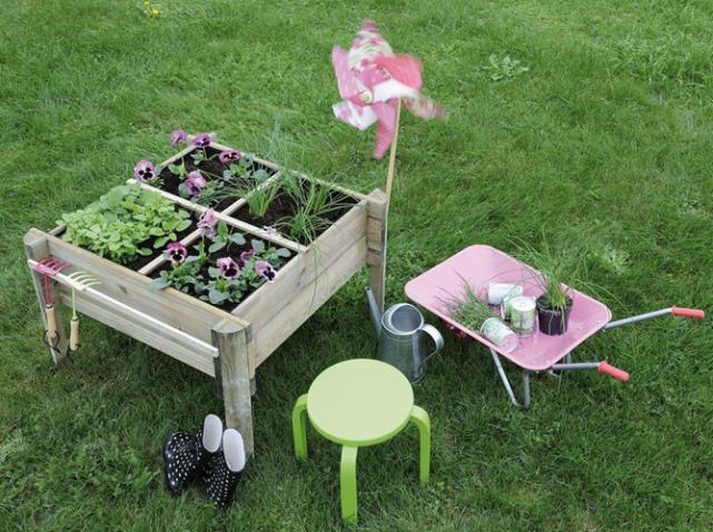 έξυπνες ιδέες κηπουρικής1