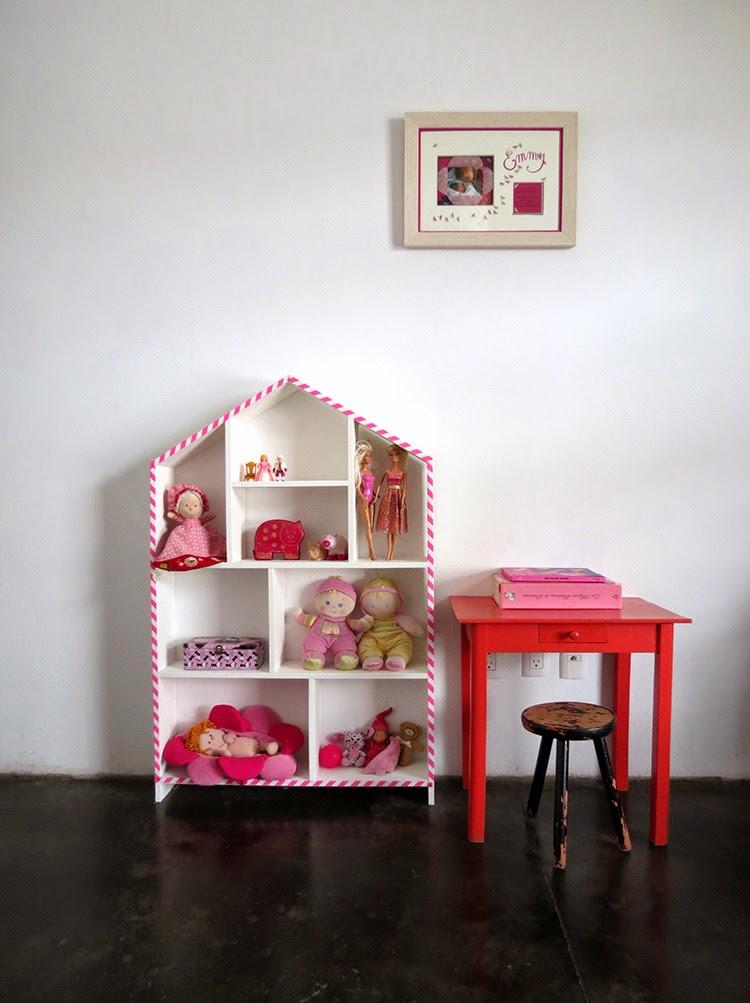 Διασκεδαστικές ιδέες αποθήκευσης για δωμάτιο του παιδιού σας5