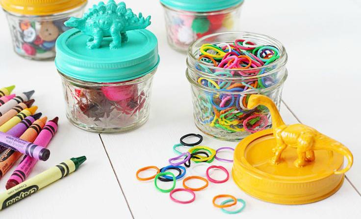 Διασκεδαστικές ιδέες αποθήκευσης για δωμάτιο του παιδιού σας7