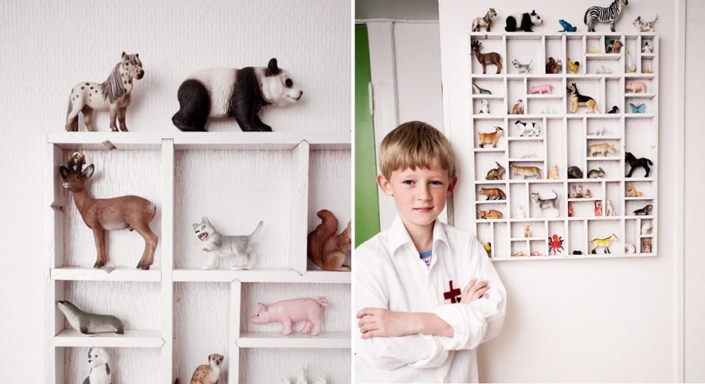 Διασκεδαστικές ιδέες αποθήκευσης για δωμάτιο του παιδιού σας9