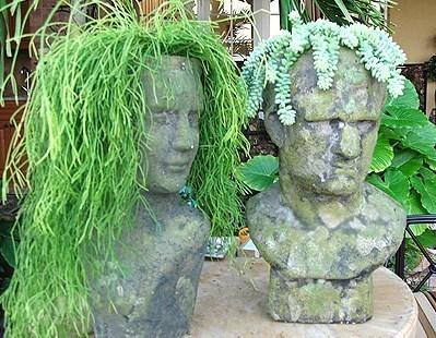 Διασκέδαση με τα φυτά στον κήπο3