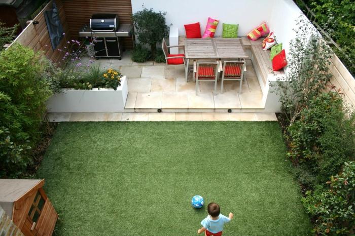 Ιδέες για μικρούς κήπους11