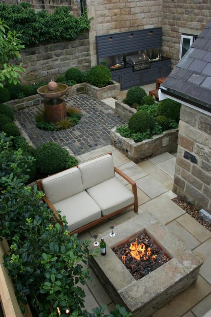 Ιδέες για μικρούς κήπους12