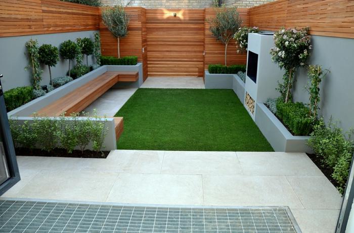 Ιδέες για μικρούς κήπους7