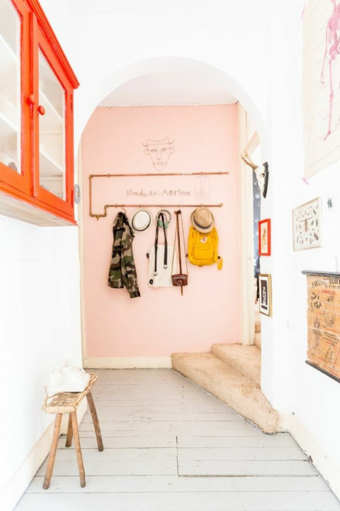Χρώμα σχεδιαστικές ιδέες για ένα λαμπερό σπίτι16