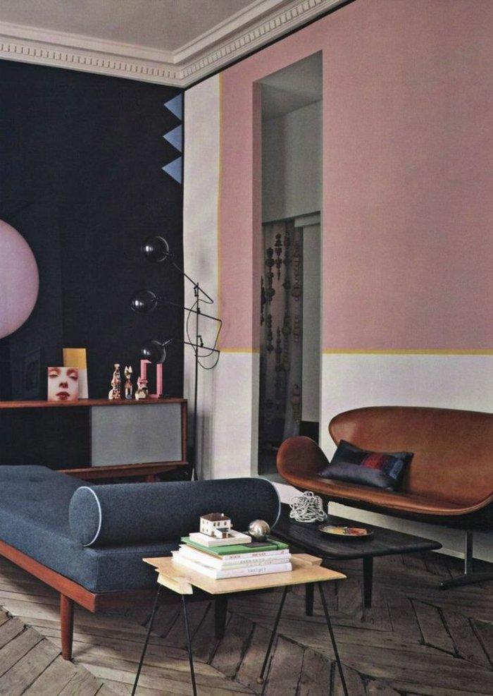 Χρώμα σχεδιαστικές ιδέες για ένα λαμπερό σπίτι3
