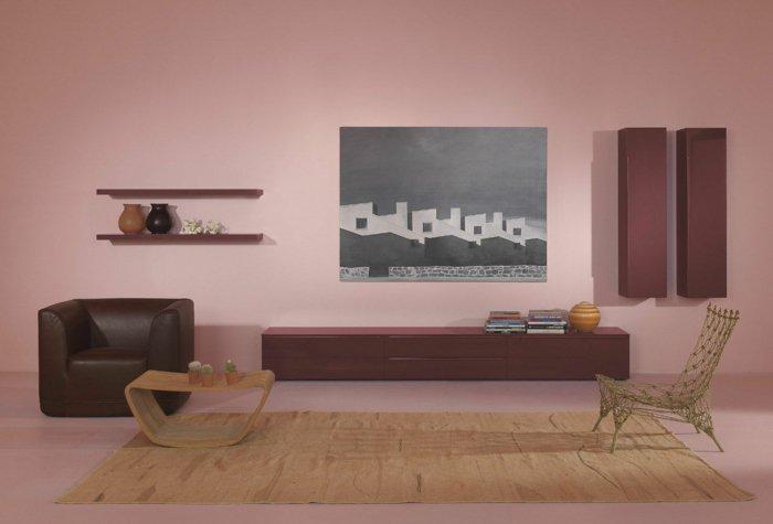 Χρώμα σχεδιαστικές ιδέες για ένα λαμπερό σπίτι8