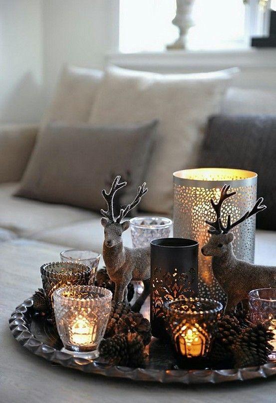 Χριστουγεννιάτικη διακόσμηση για ένα γήινο φυσικό σπίτι4