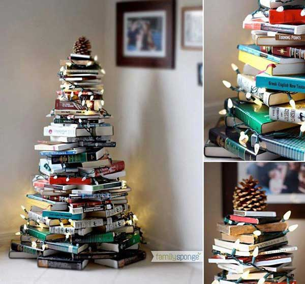DIY Χριστουγεννιάτικες διακοσμήσεις11