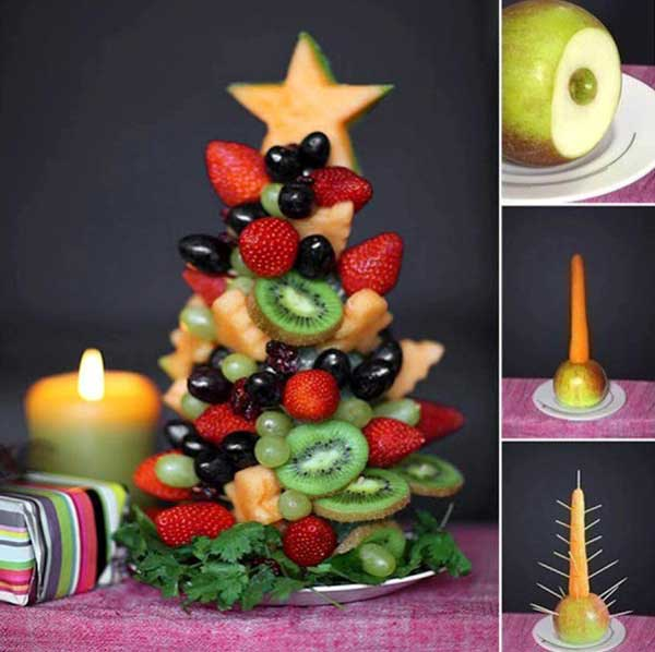 DIY Χριστουγεννιάτικες διακοσμήσεις18