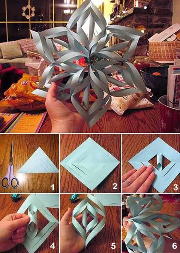 DIY Χριστουγεννιάτικες διακοσμήσεις28