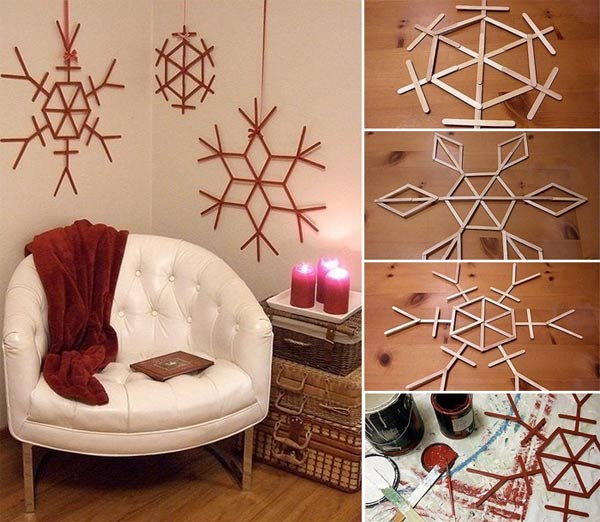 DIY Χριστουγεννιάτικες διακοσμήσεις31