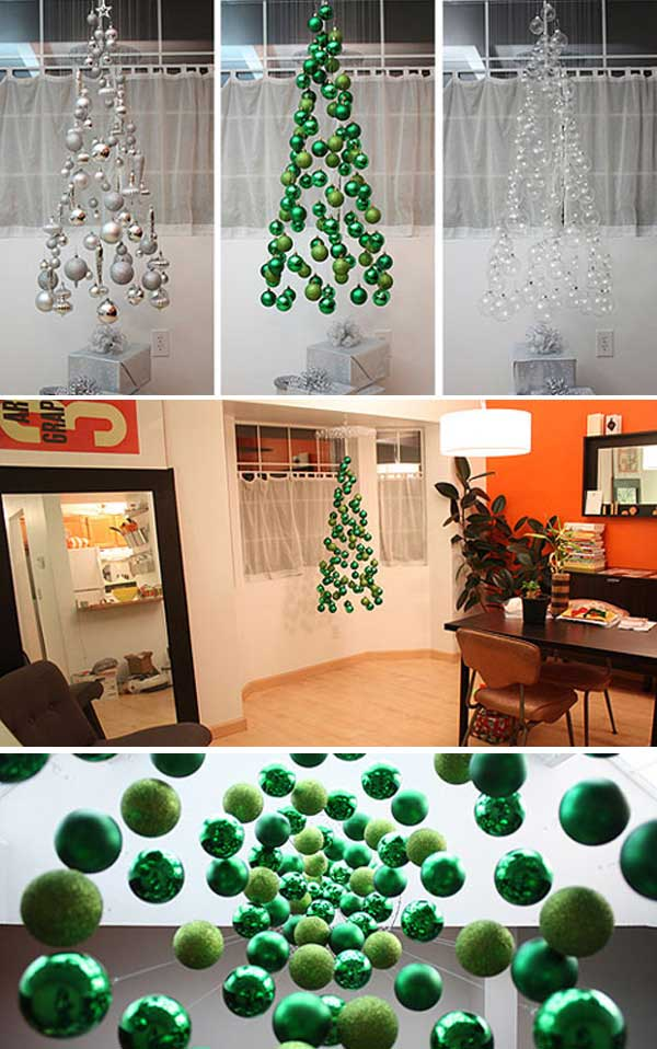 DIY Χριστουγεννιάτικες διακοσμήσεις7