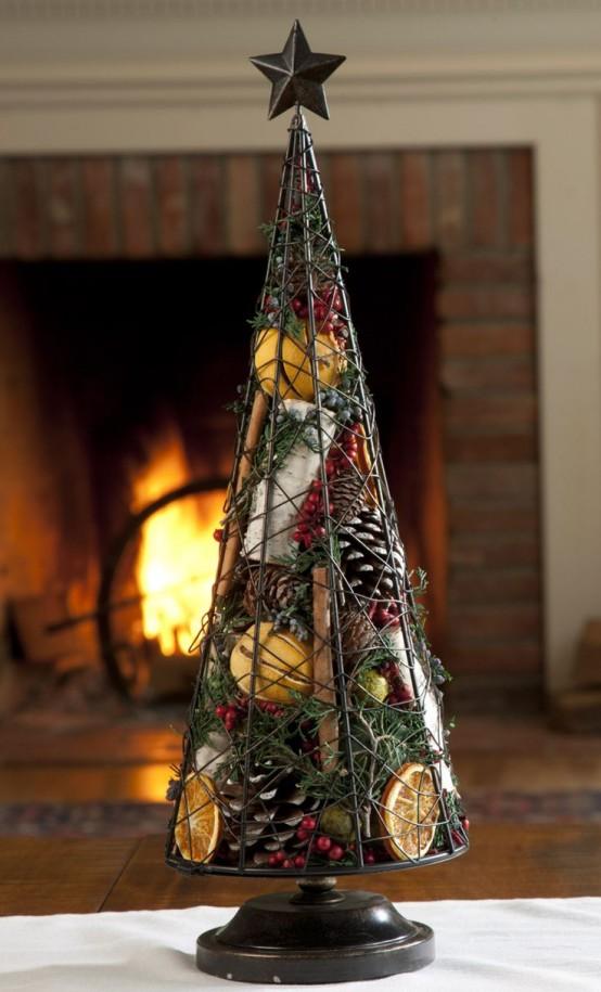 Αρωματικές Ιδέες Χριστουγεννιάτικης Διακόσμησης με Εσπεριδοειδή2