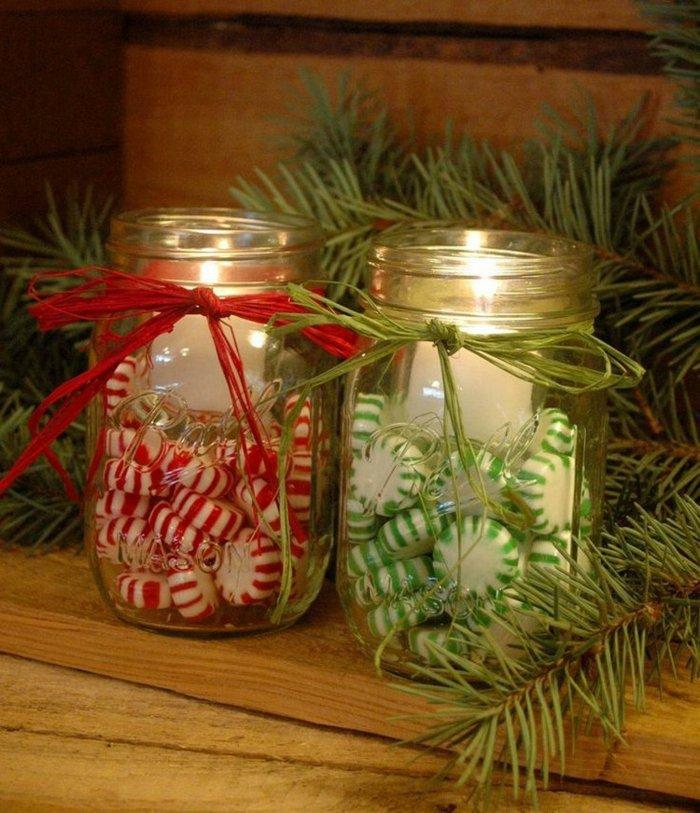 Χριστουγεννιάτικες ιδέες διακόσμησης17