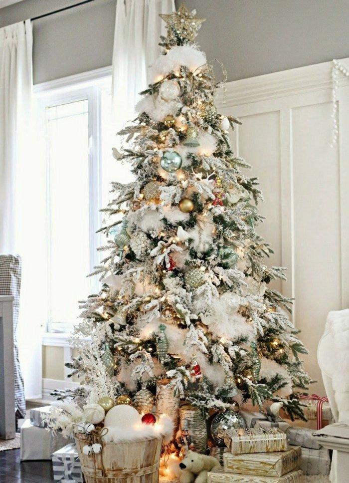 Χριστουγεννιάτικες ιδέες διακόσμησης9