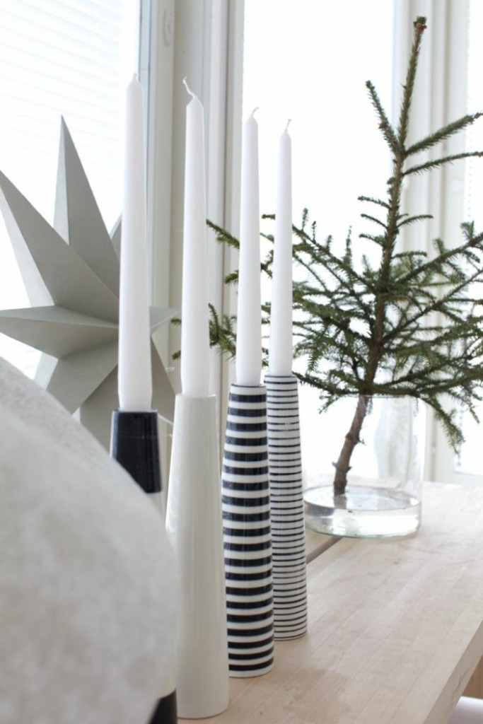 Χριστουγεννιάτικος στολισμός σε σκανδιναβικό στυλ14