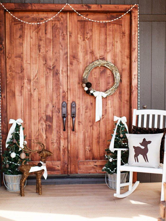 Χριστουγεννιάτικος στολισμός σε σκανδιναβικό στυλ17